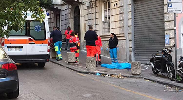 Tragedia  Roma 17enne precipita muore
