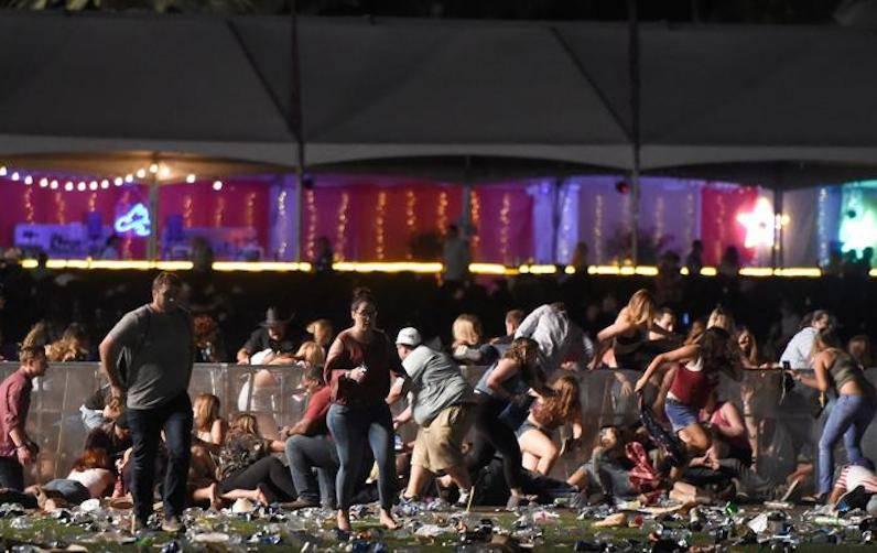 spari Las Vegas concerto