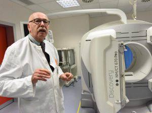 nasce la macchina che trova ed elimina il tumore