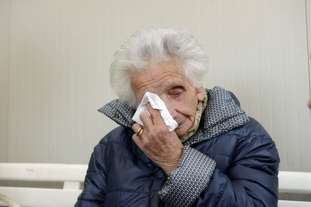 Peppina 95 anni