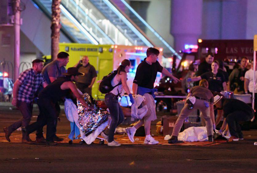 Las Vegas, spari ad un concerto: 2 morti e 24 feriti