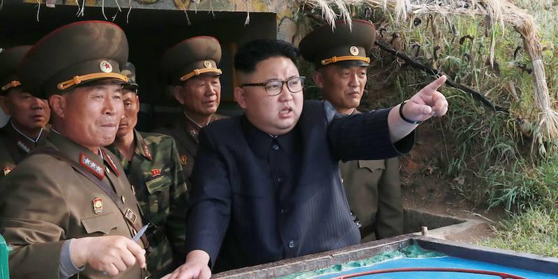 """Kim: """"Il pulsante nucleare è sulla mia scrivania, siamo pronti"""""""