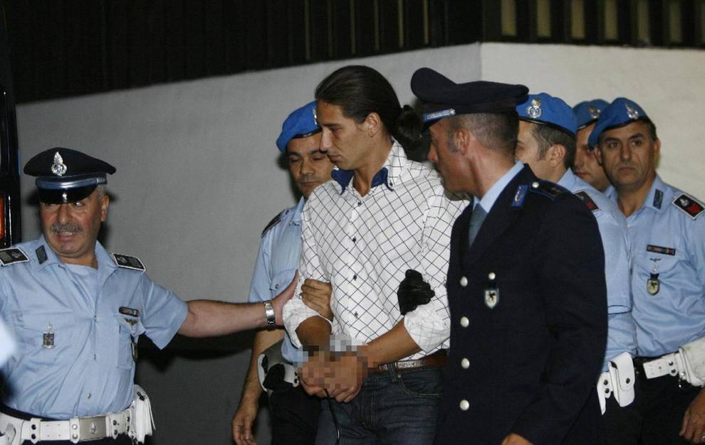 Edgar Bianchi arresto