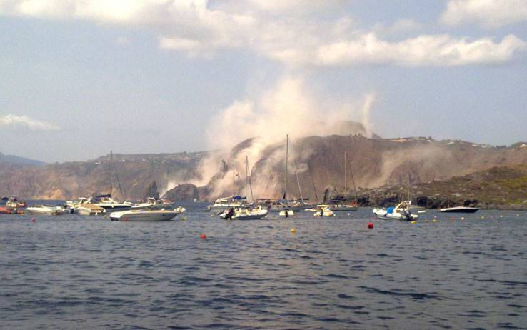 Forte terremoto alle Isole Eolie