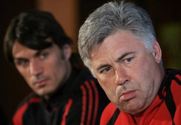 Tavecchio sogna Ancelotti e Maldini per rilanciare la Nazionale