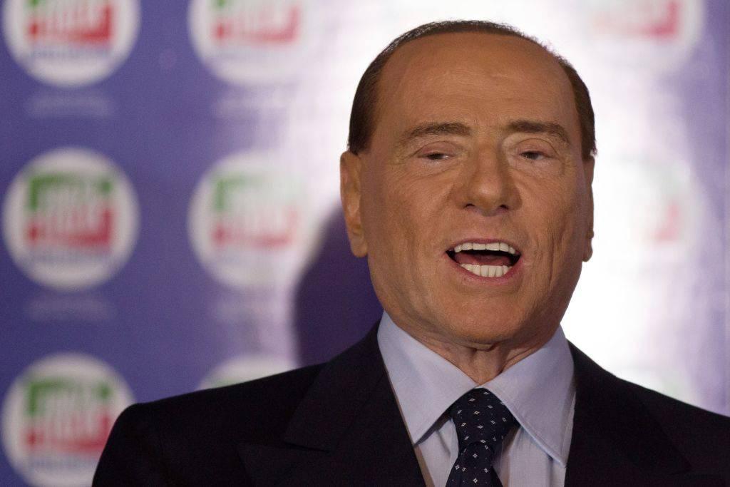 """Berlusconi: """"Povertà e immigrazione, ecco i miei primi 100 giorni"""""""
