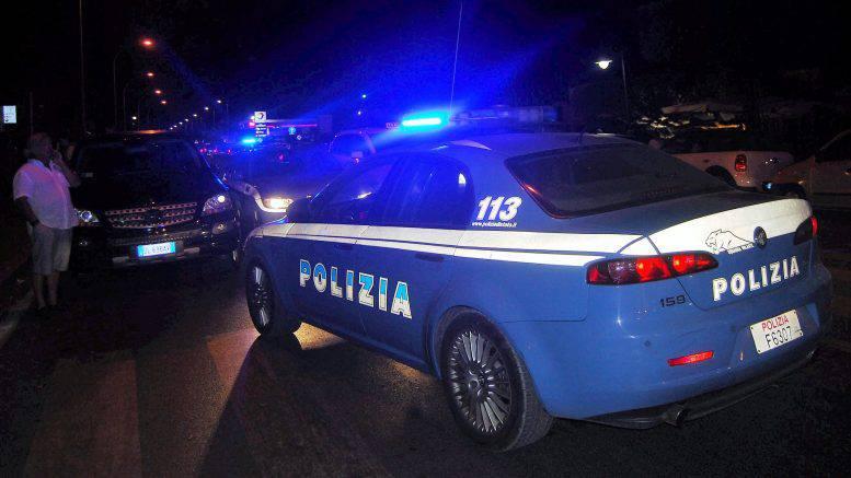 Tragica rapina Roma morto ladri