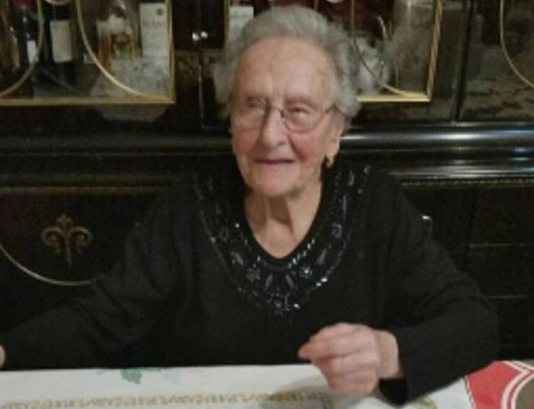 anziana scomparsa