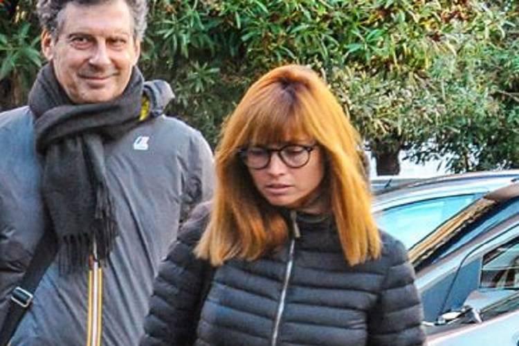 Fabrizio frizzi le prime foto dopo il drammatico ricovero for Mantovan carlotta