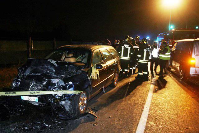 Grave incidente in Brianza, dramma per 5 giovani
