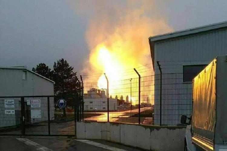 Austria: forte esplosione nella centrale a gas – VIDEO