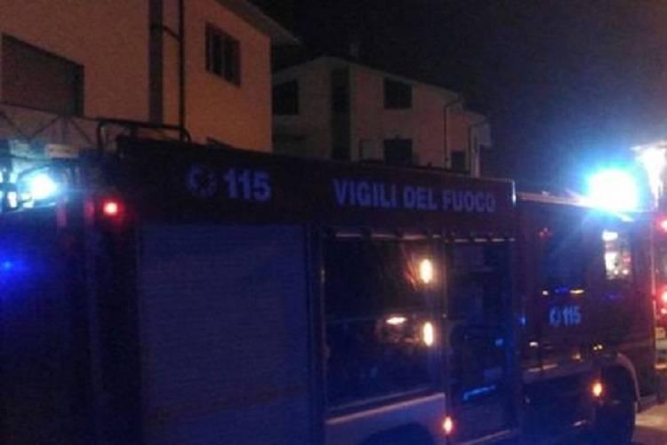La casa prende fuoco: tra le fiamme muore Bruna Picchi