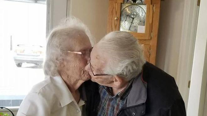 anziani coniugi divisi
