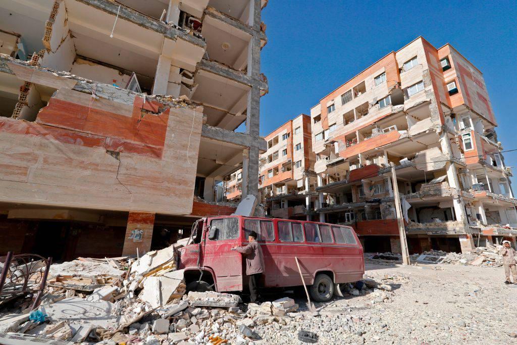 Nuovo violento terremoto in Iran: si temono altre vittime
