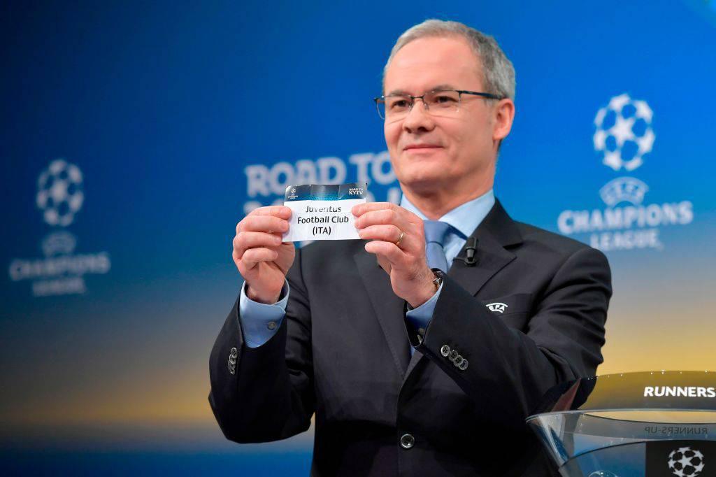 Champions League: le avversarie di Roma e Juve agli ottavi