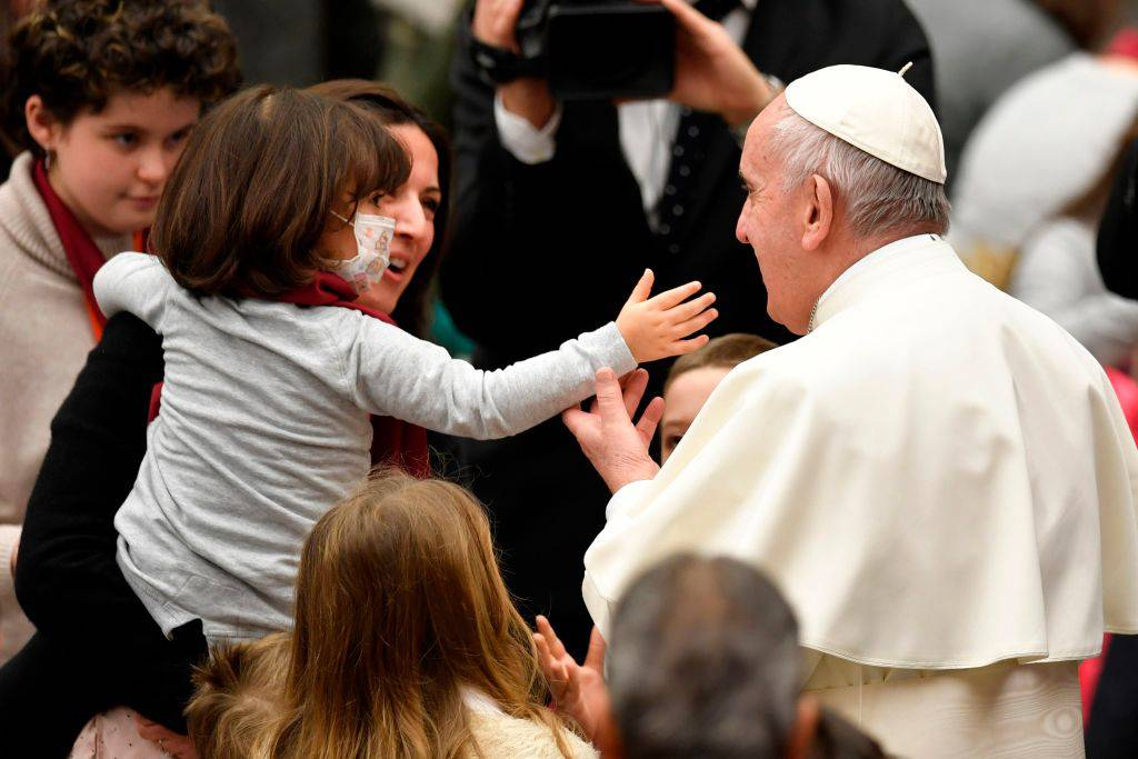 "Papa Francesco: ""Vorrei poter guarire i bambini"" – VIDEO"