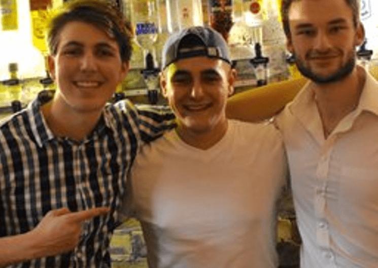 Tre studenti ed un sogno, questa la ricetta del nuovo ristorante italiano a Londra