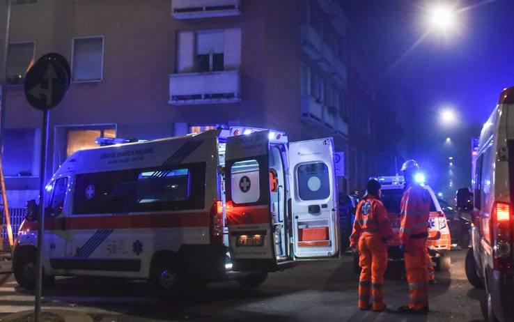 Mortara, bimbo di due anni cade dal quinto piano e muore