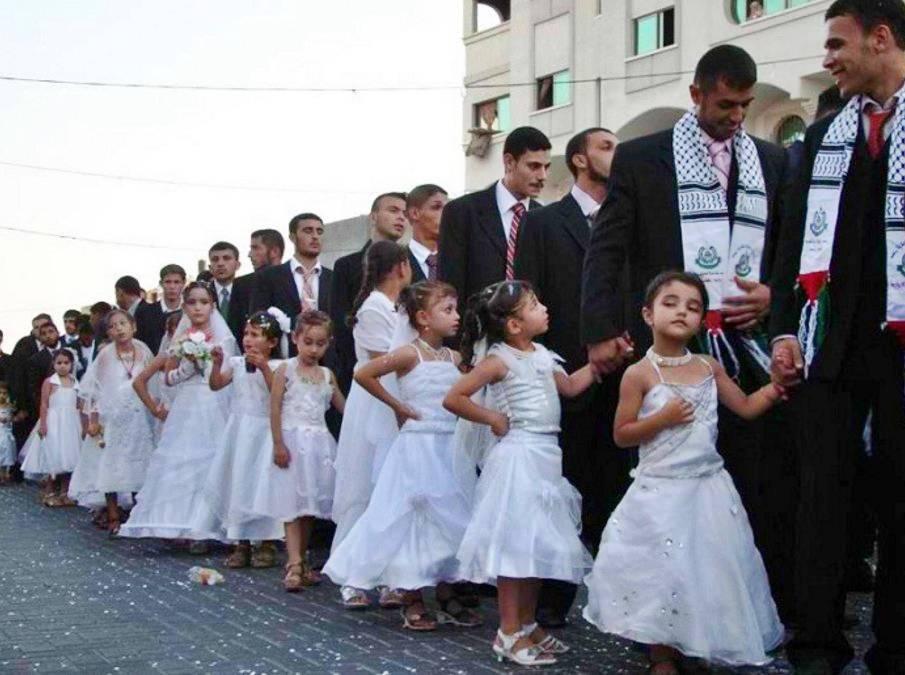 Spose bambine, la Turchia ritiene lecita l'età della pubertà