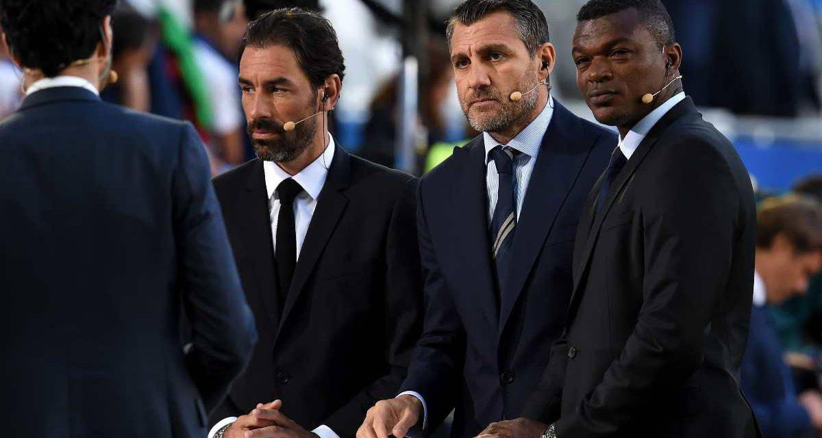 """Bobo Vieri: """"La Juve non può vincere sempre, l'Inter meglio del Napoli"""""""