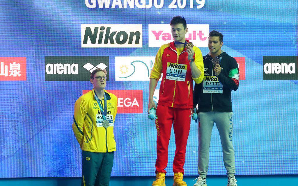 Mondiali di nuoto: Detti di bronzo, ma è polemica