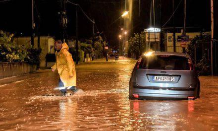 Maltempo fatale in Grecia, tra le sei vittime ci sono due bambini