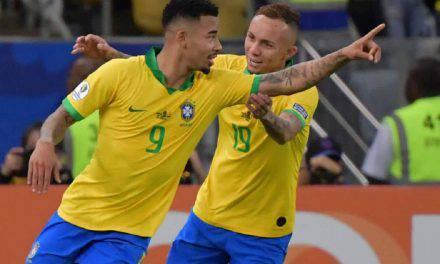 Brasile-Perù: la finale di Gabriel Jesus, gol ed espulsione