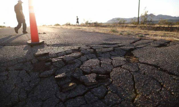 California, terremoto magnitudo 7.1: incendi e persone ferite