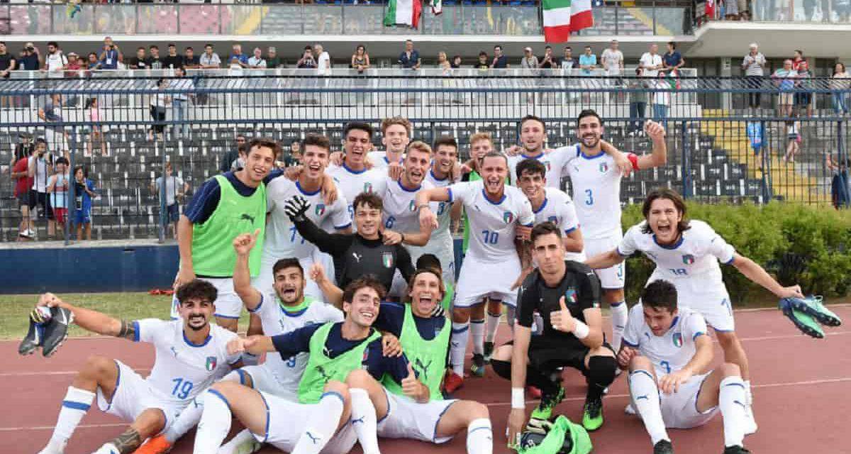 Universiadi 2019: l'Italia si tinge d'oro, azzurri in semifinale nel calcio