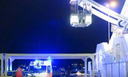 Genova, dramma al Porto Antico: turista suicida dalla ruota panoramica