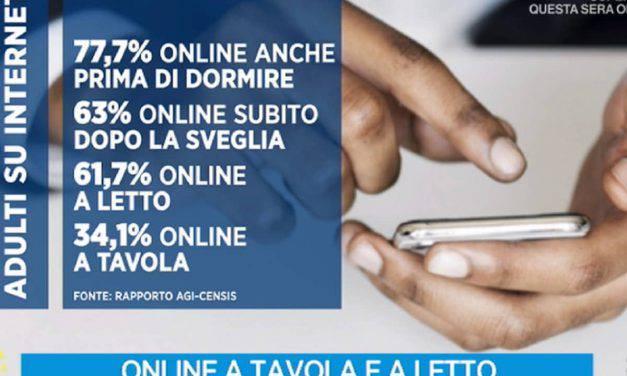 Adulti e social network: i dati descrivono uno scenario allarmante