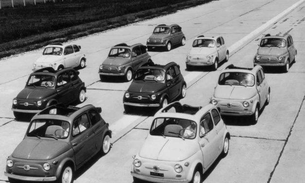 120 anni di Fiat: il francobollo e l'omaggio della Rai