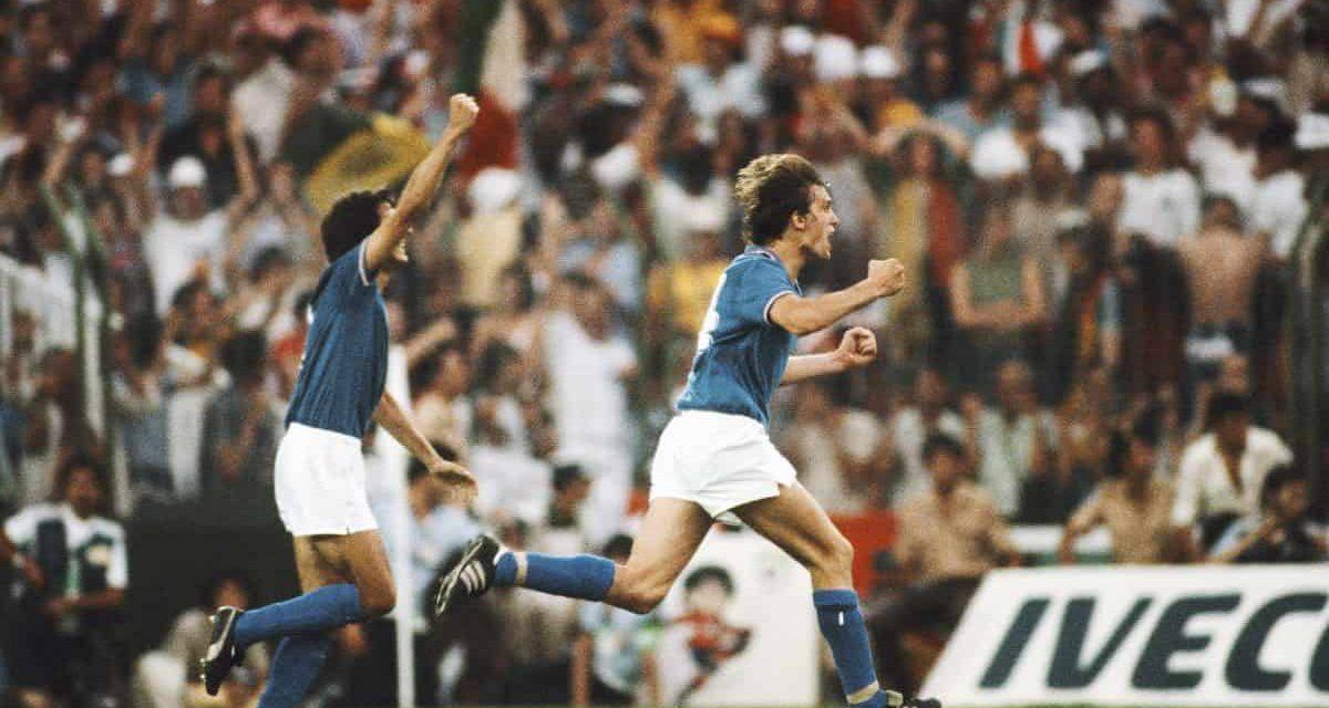 11 luglio 1982, l'Italia di Bearzot campione del mondo
