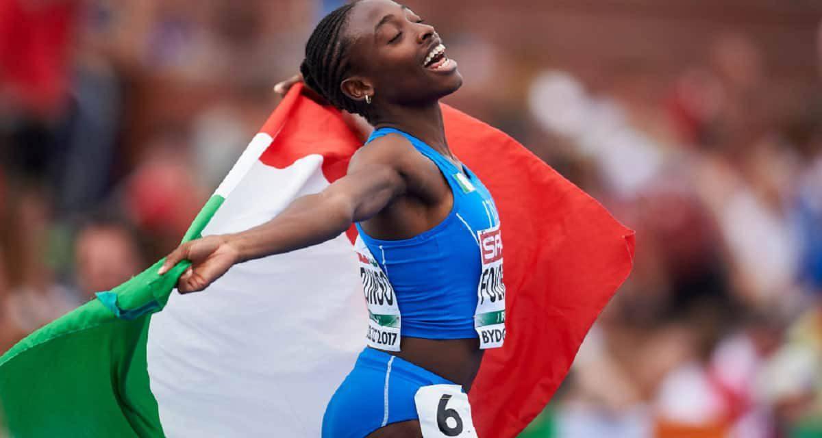 Universiadi 2019: Ayomide Folorunso vince l'oro nei 400m ostacoli