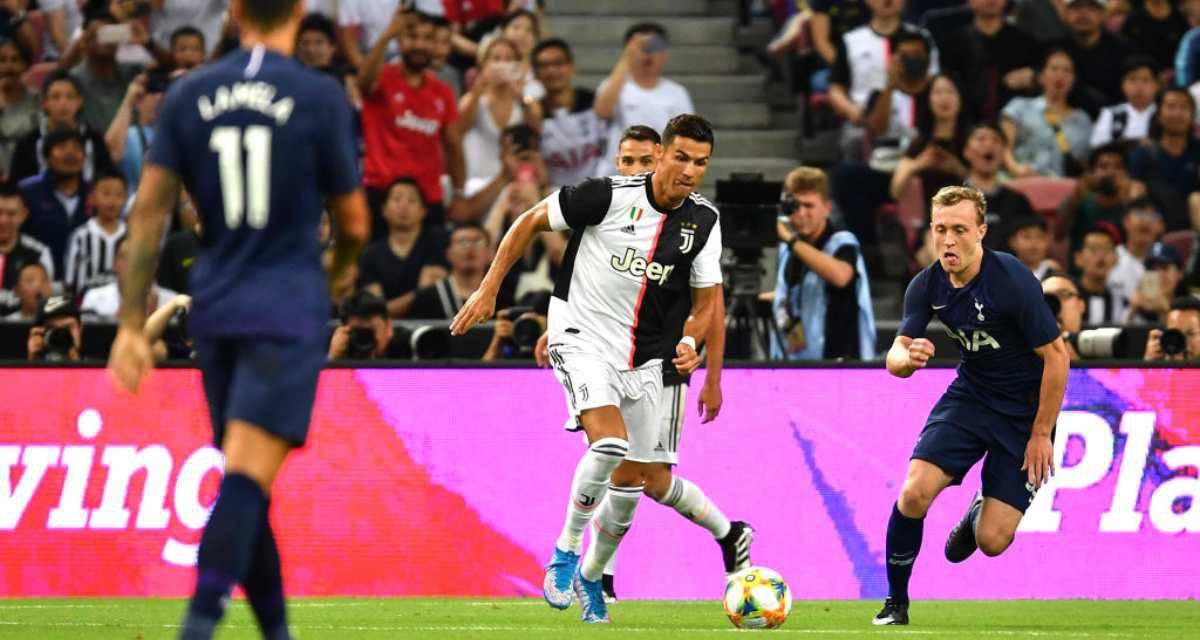 Amichevole, Juventus-Tottenham 2-3: decide Kane con gol da centrocampo! – VIDEO