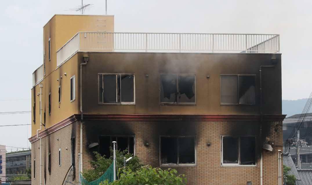 Giappone: lancia liquido incendiario nella Kyoto Animation, 12 i morti