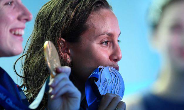 Mondiali di Nuoto, Carraro e Pellegrini donne d'Italia