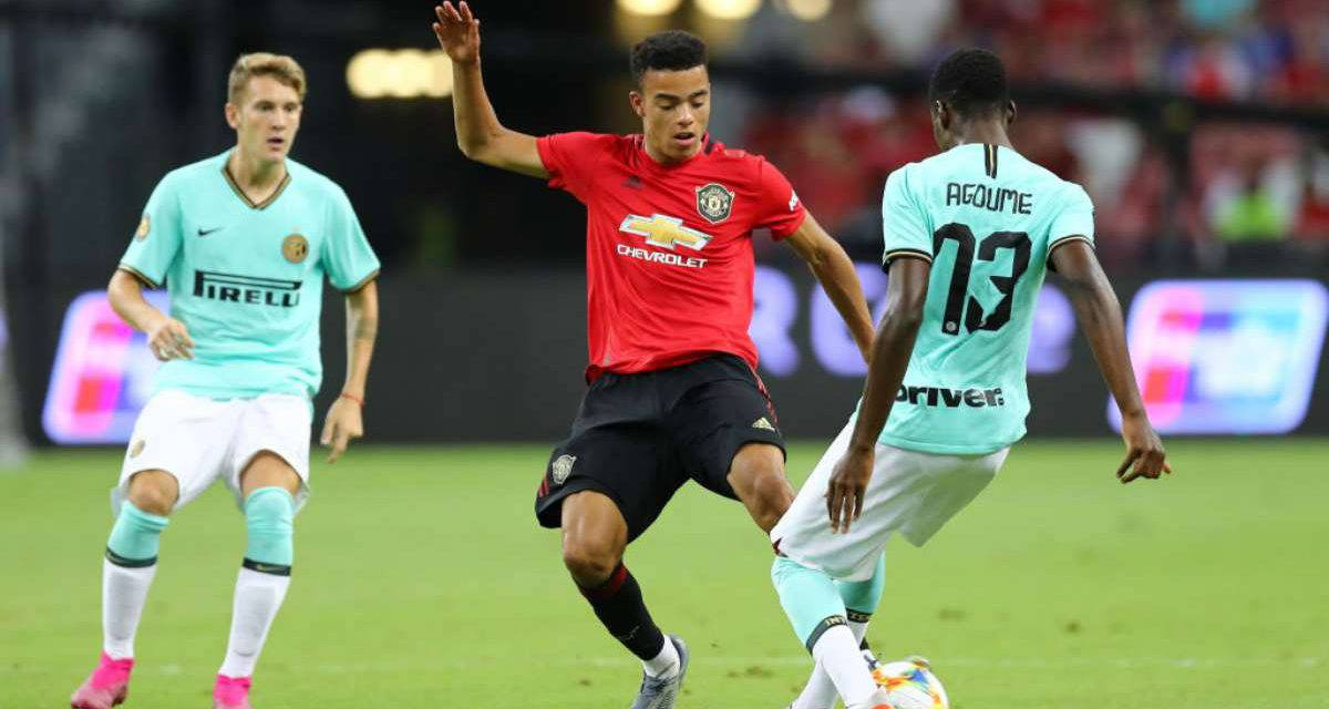 Amichevole, Manchester United-Inter 1-0: decide il 17enne Greenwood – VIDEO