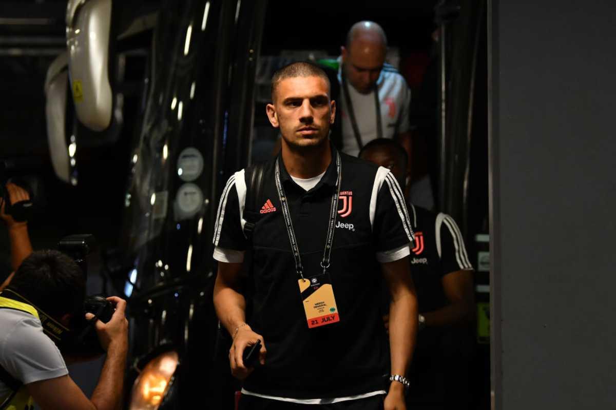 Merih Demiral, difensore della Juventus