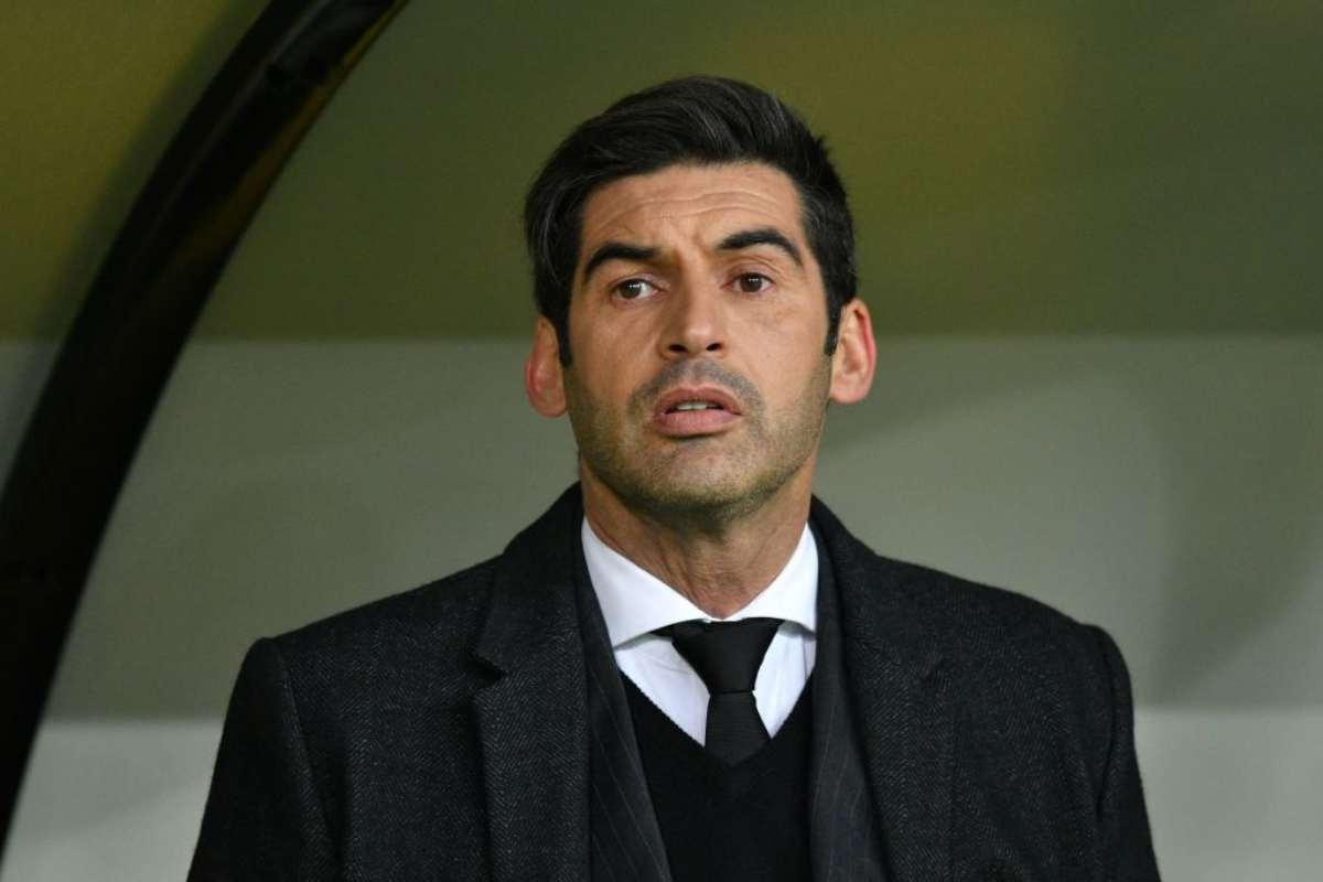 Paulo Fonseca, nuovo allenatore della Roma