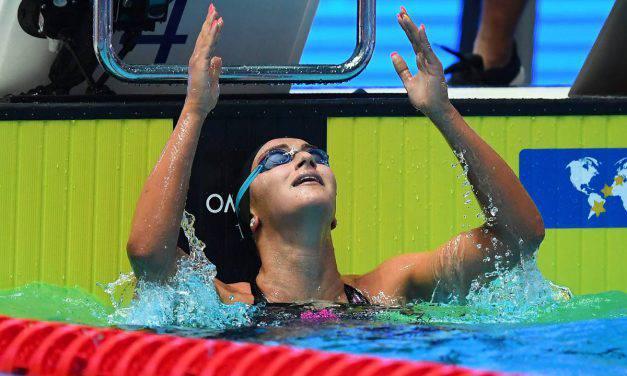 Quadarella, vittoria nei 1500 stile libero ai Mondiali di nuoto