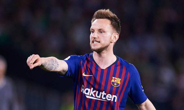 """Barcellona, Rakitic: """"Vorrei restare ma sono aperto a tutto"""". Lo segue l'Inter"""