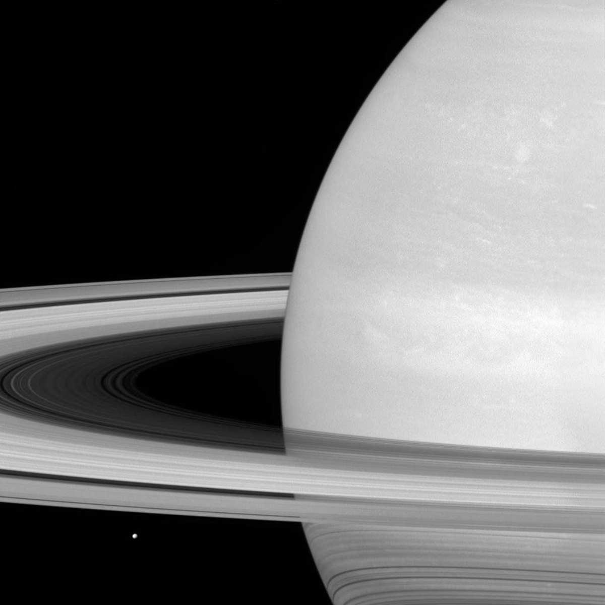 Saturno, pianeta del Sistema Solare