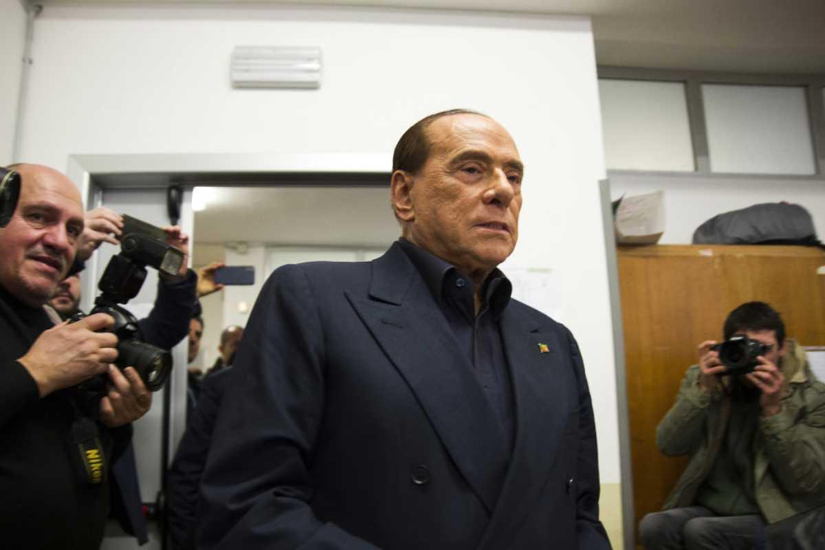 Silvio Berlusconi Paolo Bonaiuti ricordo