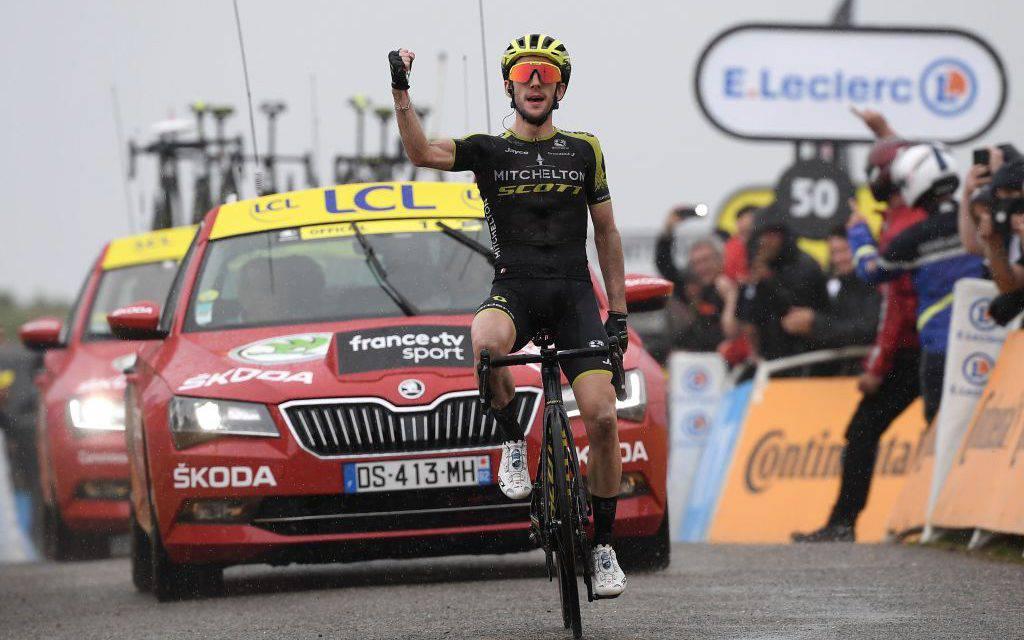 Tour de France 2019: Simon Yates fa bis, Alaphilippe prima crisi