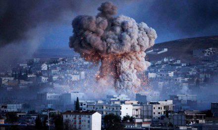Siria, Attacchi aerei uccidono almeno venti persone