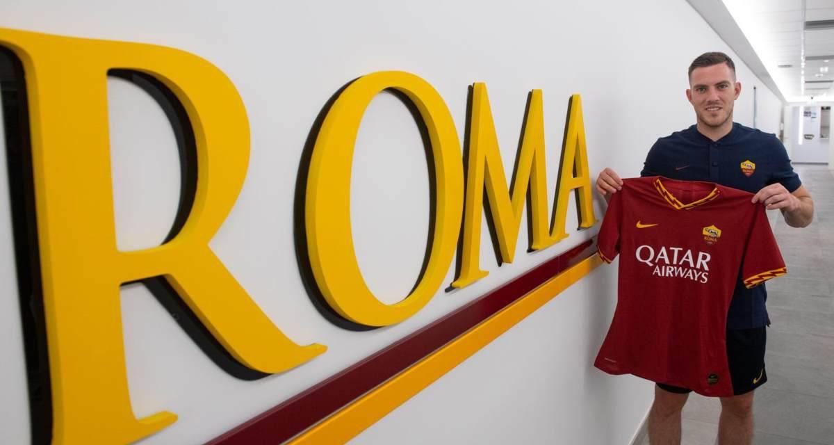 """UFFICIALE – Roma, preso Veretout: """"Felicissimo di essere qui"""""""