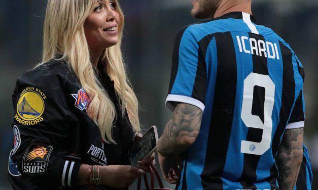 """Inter, Icardi minaccia: """"Sto qua due anni e prendo lo stipendio!"""""""