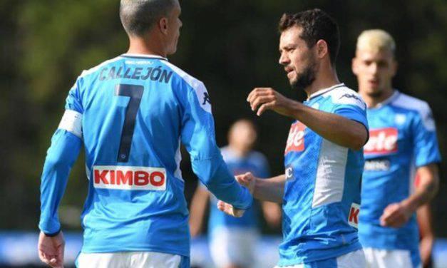 Napoli-Benevento 1-2, sconfitta per gli azzurri alla prima stagionale