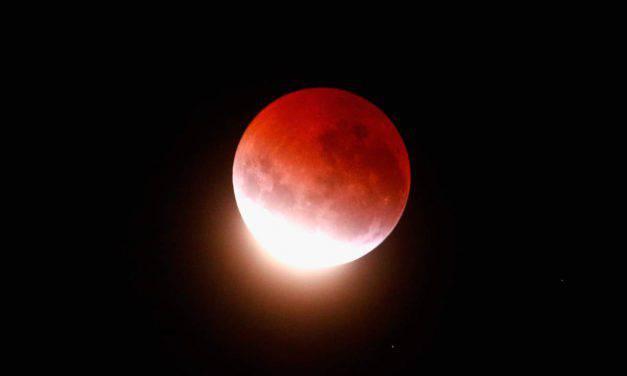 Eclissi lunare 16 luglio, tutte le informazioni su come vederla